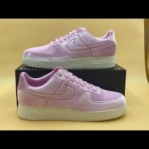 Air Force 1 Low PRM 3 'Pink Velour'